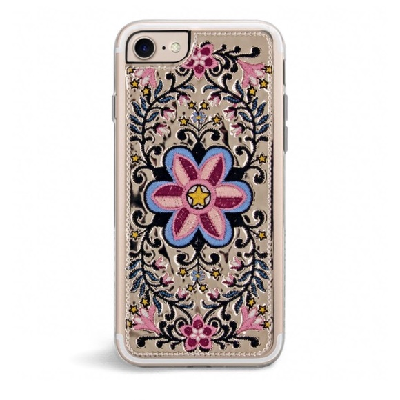 100% authentic d91d9 4c2b2 ZGLA VICTORY EMBROIDERED IPHONE 7/8 CASE NWT